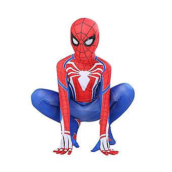 Spider Costume Adult Set, Child Kid Cosplay Costume Halloween