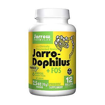 JarroDophilus + jauhe FOS 70 g jauhetta