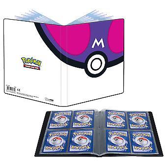 Ultra Pro Pokemon 4-Pocket Cover - Master Ball