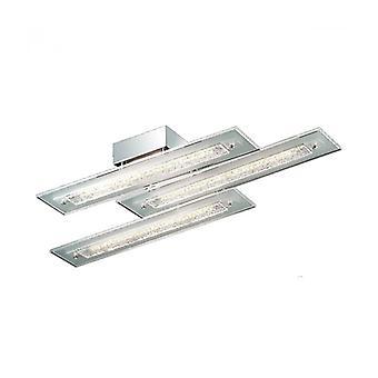 Lámpara De Techo Clásica Adamo Chrome