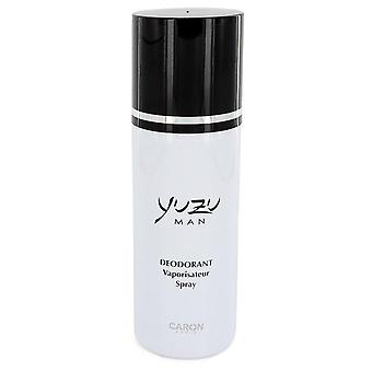 Yuzu Man Deodorant Spray By Caron 6.7 oz Deodorant Spray