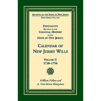 Documents Relating to the Colonial History of the State of New Jersey