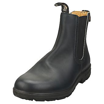 Blundstone 1441 Womens Chelsea Boots in Navy