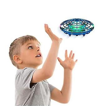 Children's Mini Hand Flying Saucer Drone, Quadrotor Induction Aircraft