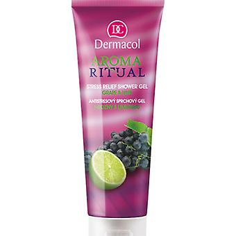 Dermacol  Aroma Ritual Shower Gel - Grape & Lime