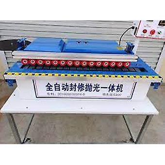 Rak automatisk matningskantbandningsmaskin kompakt trimning