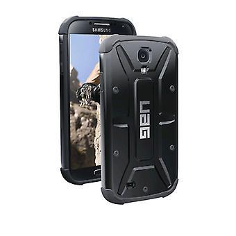 Urban Armor Gear Case for HTC One (M7) - Black/Black
