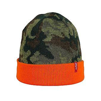 Cappello unisex levi's camo beanie 38022-0160