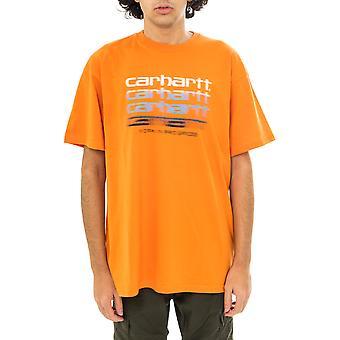 T-shirt homme carhartt wip s/s motion script t-shirt i029013.0an