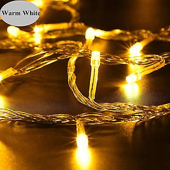 String Light, Waterproof, Outdoor, Holiday, Christmas, Wedding Garden Party
