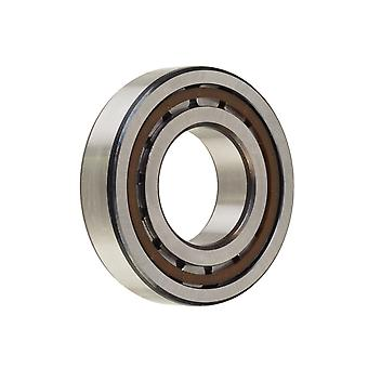 SKF NUP 210 ECP Enkelrad Cylindrisk rullager 50x90x20mm