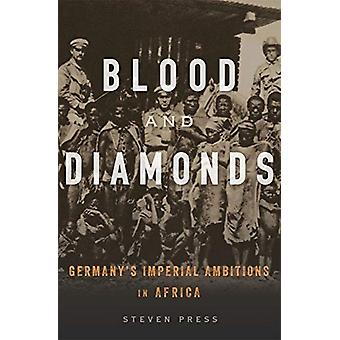 Sangue e Diamantes por Steven Press