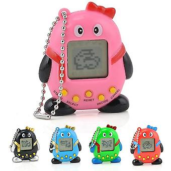 Creative Penguin Elektroniset lemmikkieläimet, Yhdessä virtuaalisessa kyberlehde, Kid