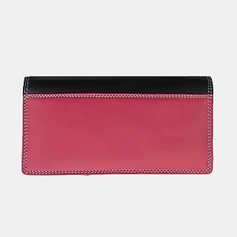 Primehide stort skinn kvinners lommebok RFID blokkerer vesken damer 6082