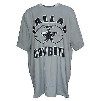 NFL Dames Dallas Pullover Hoodie En T-Shirt Blauw A382710