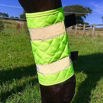 Equisafety Quilted Leg Boots