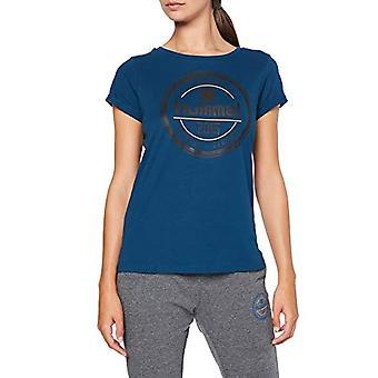 Hummel - Women's T-shirt Hmlbirla S/S, Woman, T-Shirt, 203457-8616, Poseidon, XL