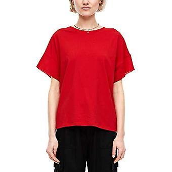 Q/S designed by - s.Oliver 510.10.002.12.130.2005891 T-Shirt, Red, XS Woman