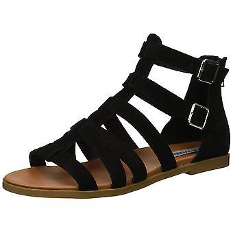 Steve Madden Womens dykker sandaler åpen tå Casual Gladiator