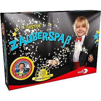 606321163 Mein erster Zauberspaß, der Einstiegs-Zauberkasten mit Erfolgsgarantie, für Zauberer ab 5