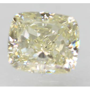 Sertifioitu 0,73 karat J Väri VVS1 Tyyny Natural Loose Diamond 5.21x4.57mm