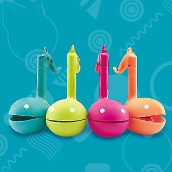 Électronique Erhu Shape Education Bébé Toy Instrument de musique Têtard Note Forme