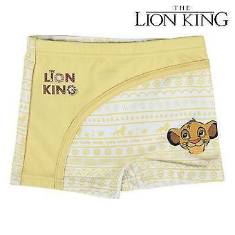 Children's Bathing Costume The Lion King Yellow