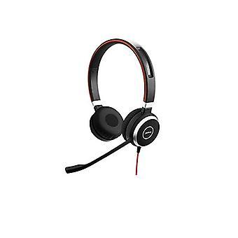 Jabra Evolve Supra Aural 40 Wired Stereo Headset