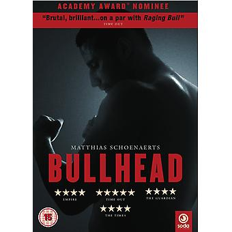 Bullhead DVD