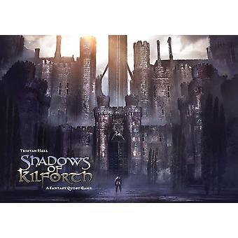 Shadows of Kilforth: A Fantasy Quest Game (1st Print)
