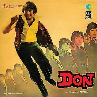 Kalyanji Anandji - Don Vinyl