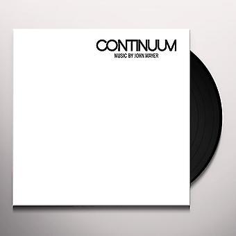 John Mayer - Vinile continuum