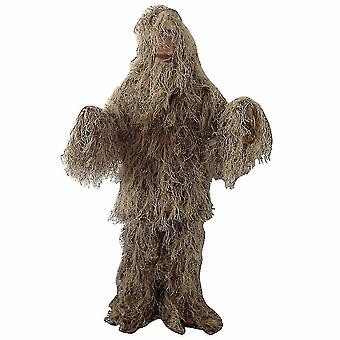 Ghillie Suit Jungle Camouflage Invisibility Cloak Camouflage Uniform Army Camouflage Uniform