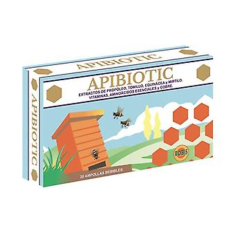 Apibiotic 20 ampoules