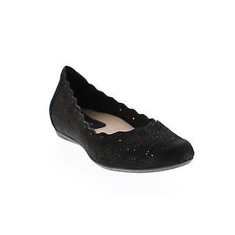 Earthies Adult Womens Lindi Ballet Flats