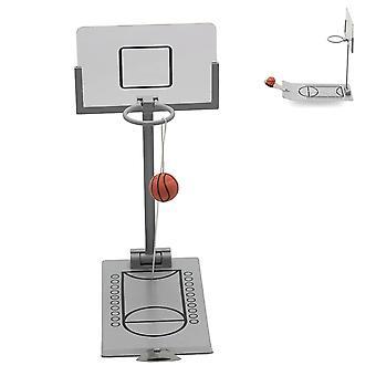 Kleine desktop vouwen basketbal machine vouwen schieten machine draagbare creatieve desktop
