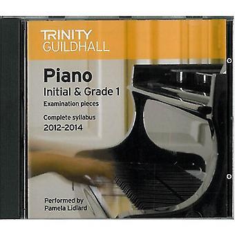 Piano 2012-2014. Initial & Grade 1 (CD)
