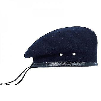 Woolen Beanies Outdoor Breathable Soldier Berets Capsred