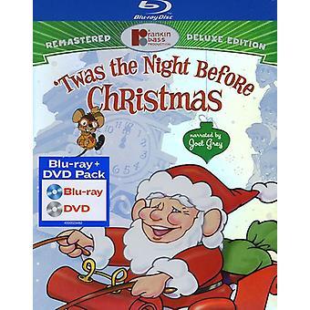 Det var natten før jul [BLU-RAY] USA importere