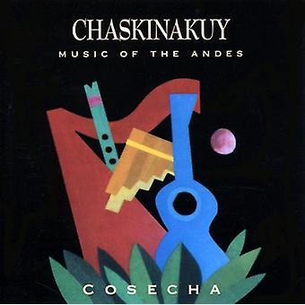 Chaskinakuy - importar de Estados Unidos Cosecha [CD]