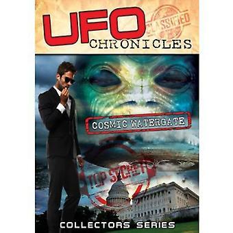 Ufo Chronicles: Cosmic Watergate [DVD] USA import