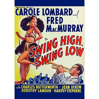 Swing High Swing Low [DVD] USA import