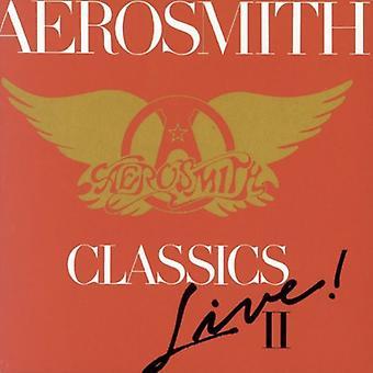 Aerosmith - Classics Live 2 [CD] USA import