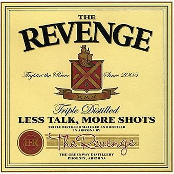 Revenge - Less Talk More Shots [CD] USA import