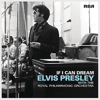 Elvis Presley - si je peux rêver: Elvis Presley avec importation USA Philharmo Royal [Vinyl]