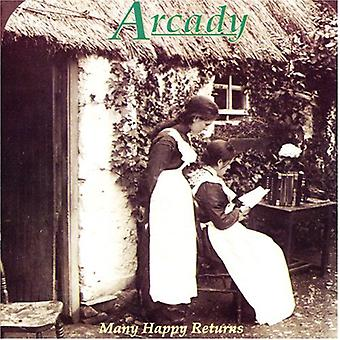 Arkadien - Many Happy Returns [CD] USA importieren