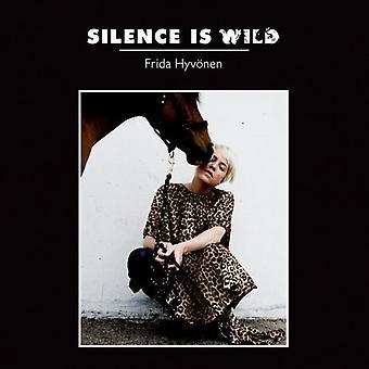 Frida Hyvonen - tystnad är vilda [CD] USA import