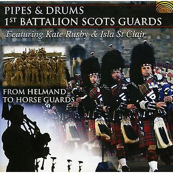 Pijpen & Drums: Uit Helmand aan Horse Guards - uit Helmand aan Horse Guards [CD] USA importeren