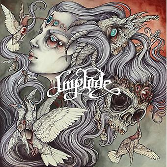 Implode - I of Everything (T-Shirt M) [CD] USA import