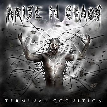 Arise in Chaos - Terminal Cognition [CD] USA import